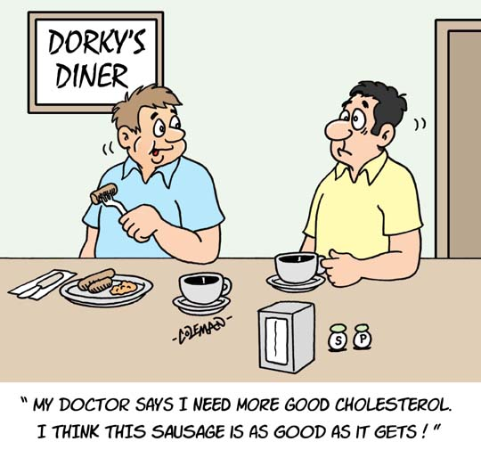 God kolesterol